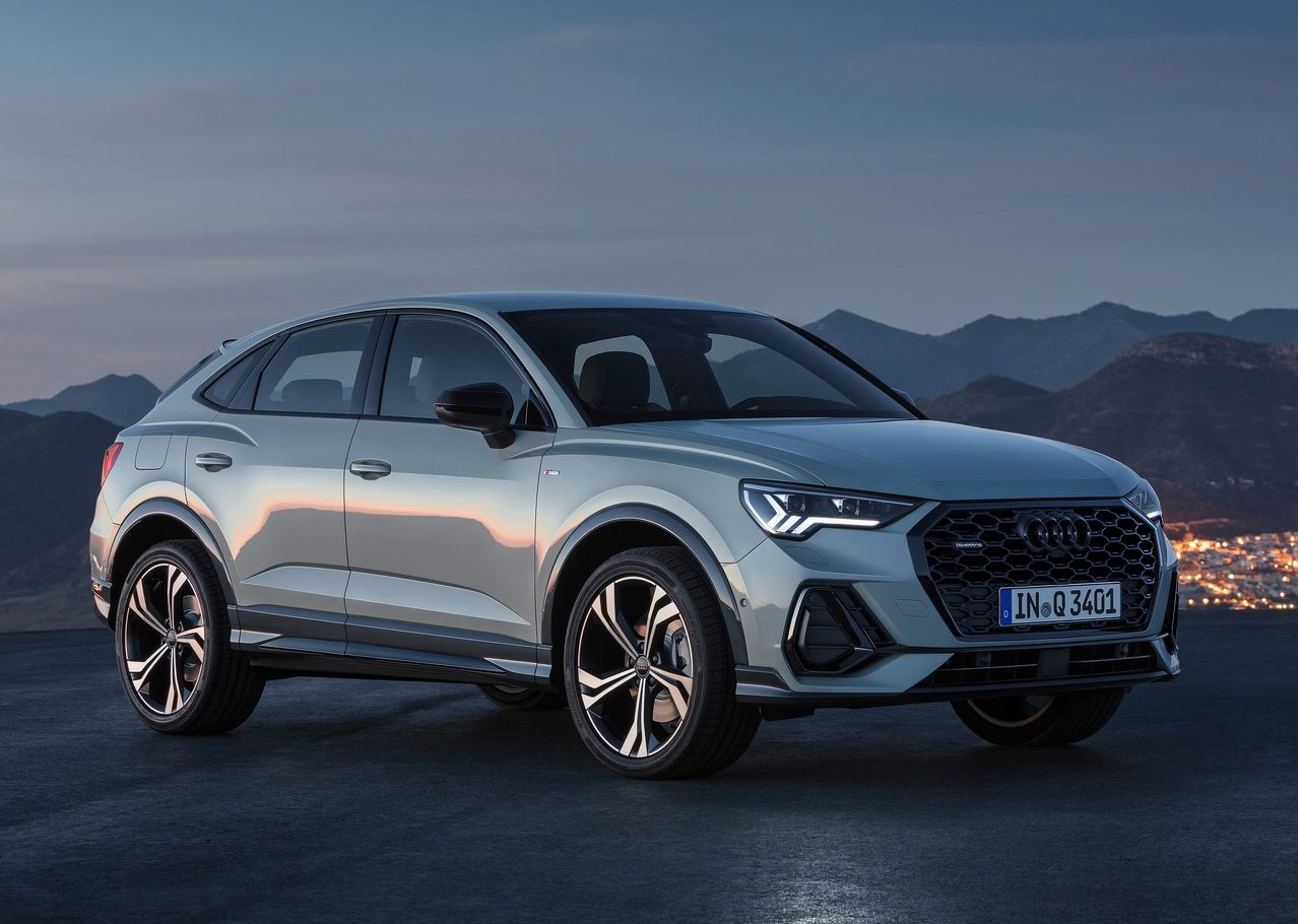 An Overview Of The Upcoming 2020 Audi Q3 Sportback Egypt Yallamotor