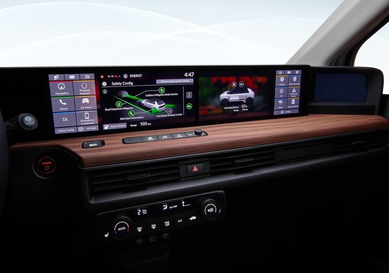 Performance Honda Self Driving Car 2021