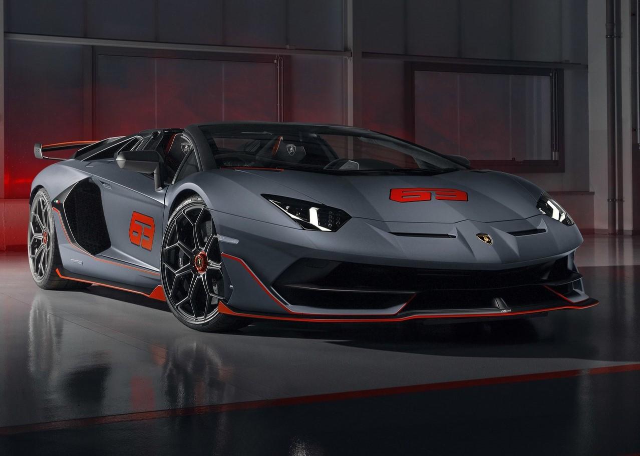 Review 2020 Lamborghini Aventador