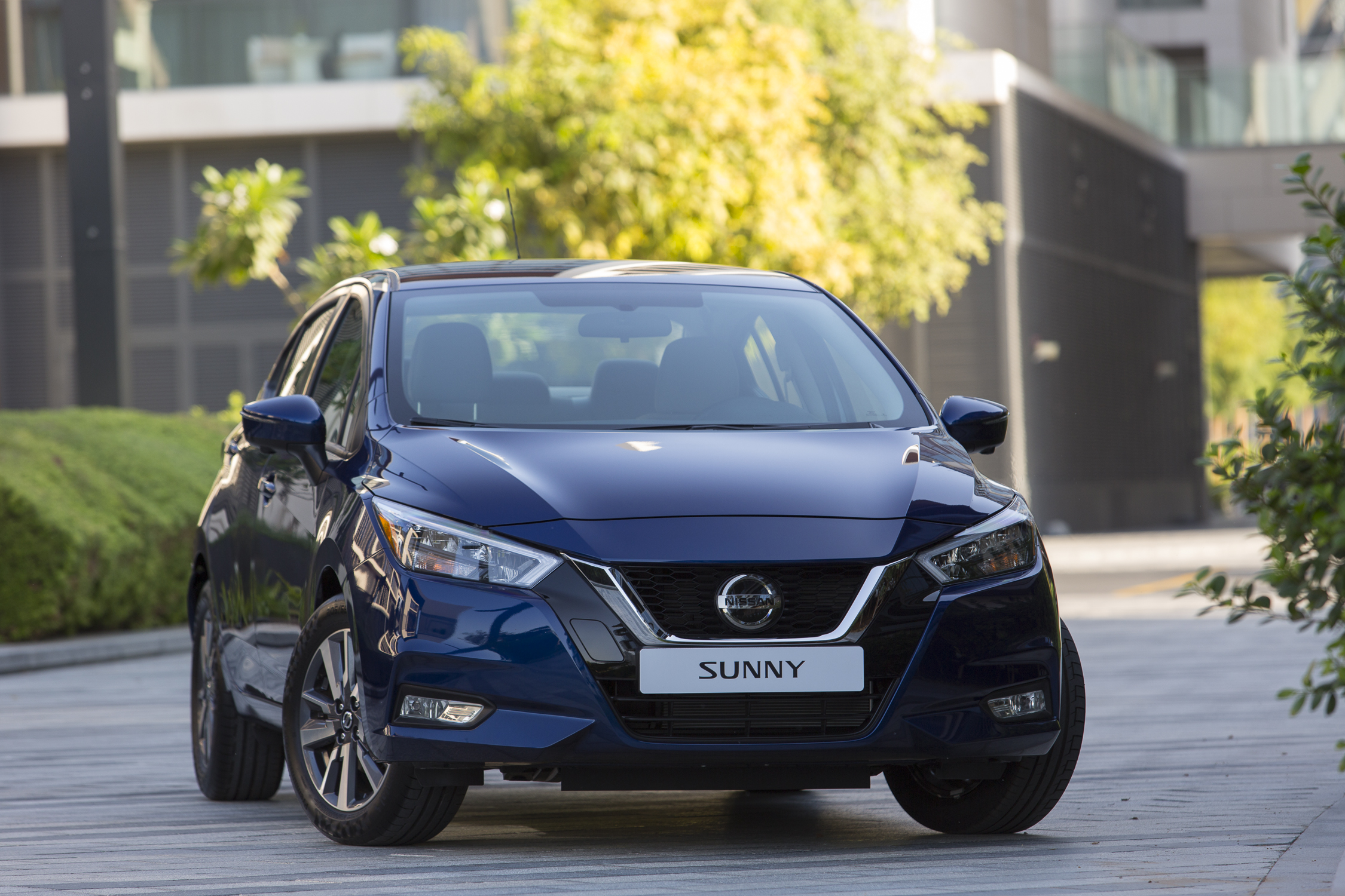 2020 Nissan Sunny Uae Egypt Exterior and Interior