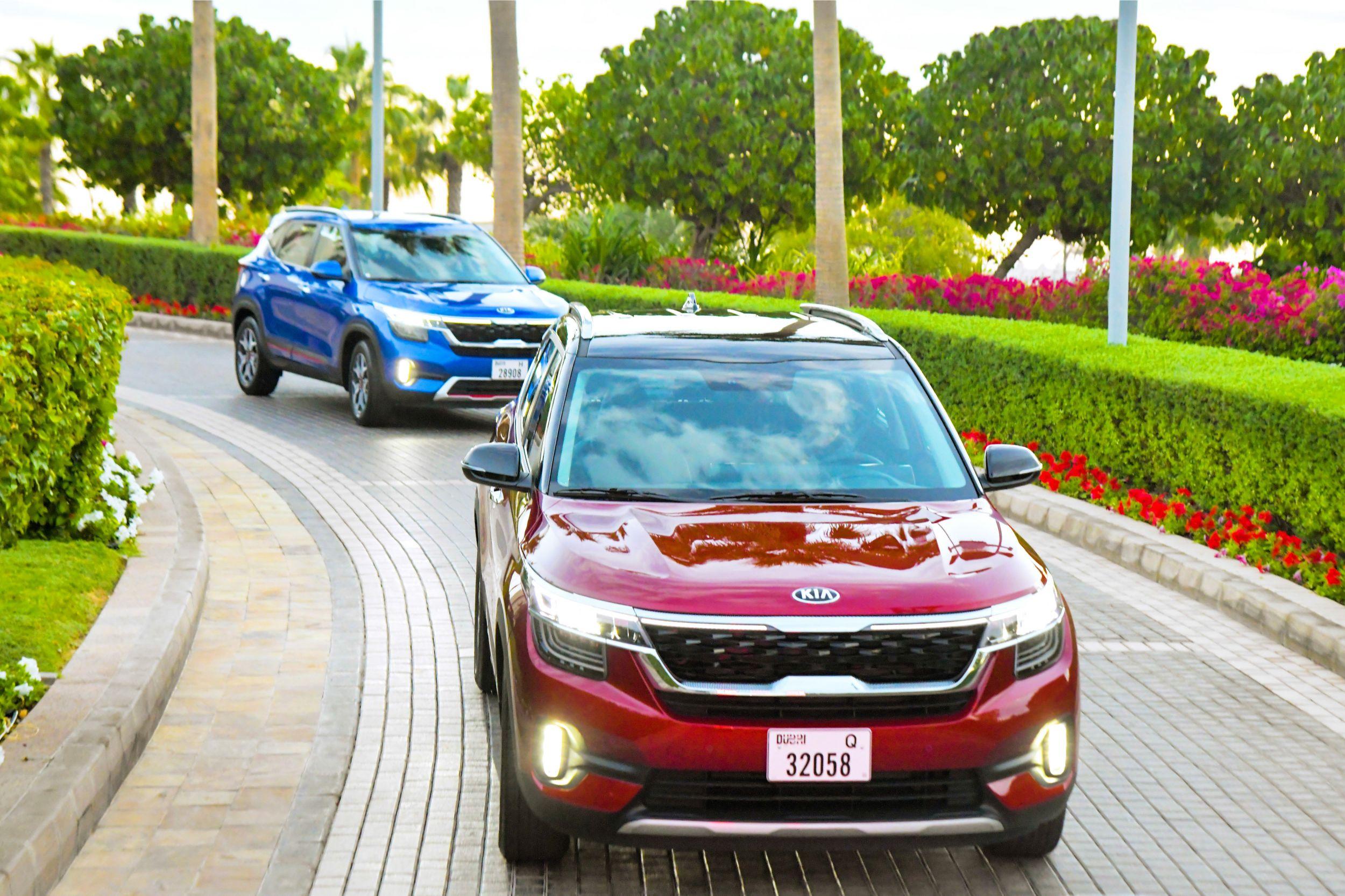 2020 Kia Seltos Makes Middle East Debut Uae Yallamotor