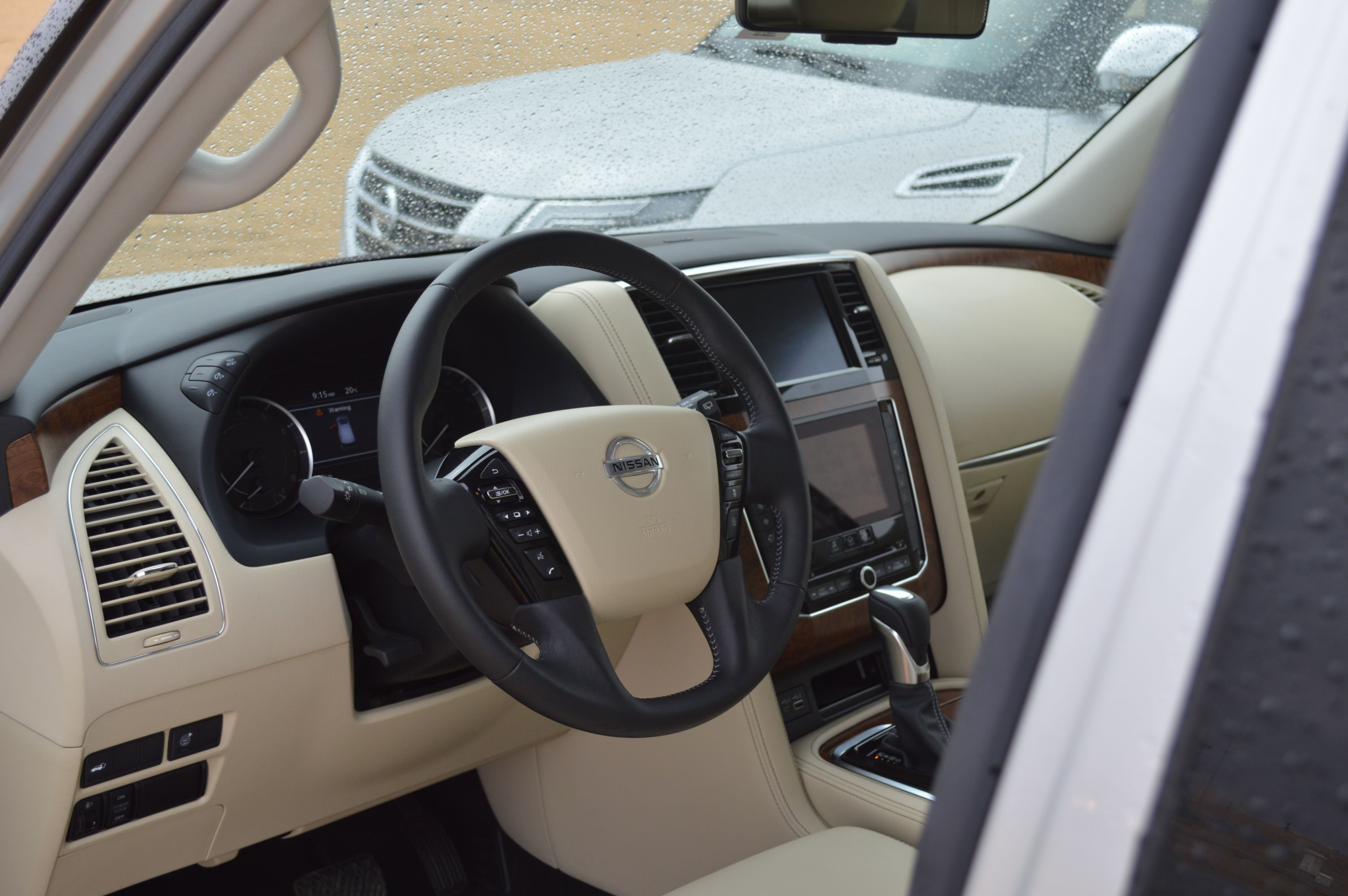 Nissan Patrol 2020 Review Uae Yallamotor