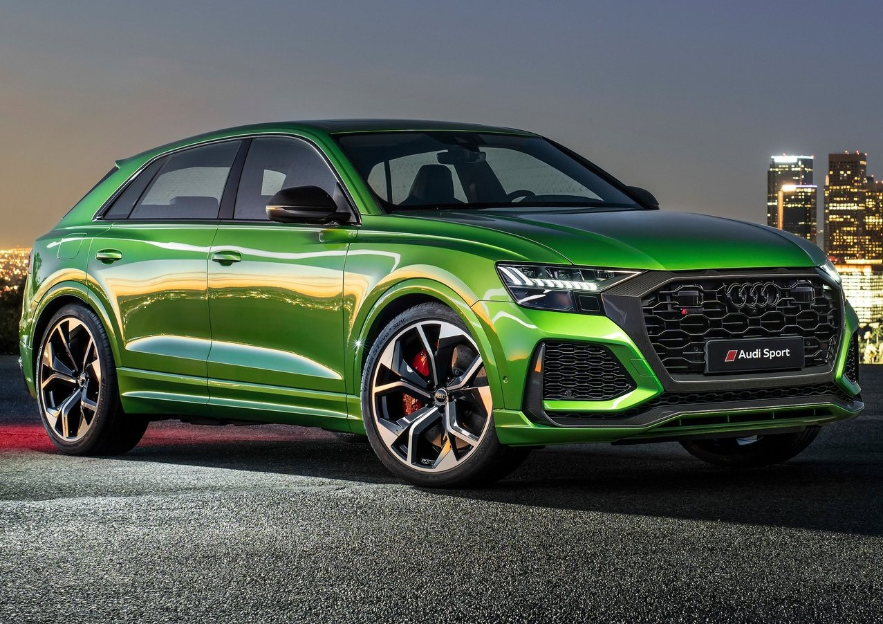 a quick look at the all new and upcoming 2020 audi rs q8