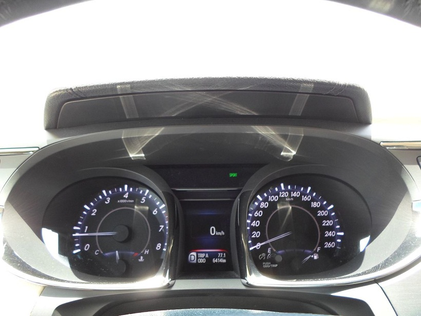 Road Test Review 2012 2015 Toyota Avalon Bahrain