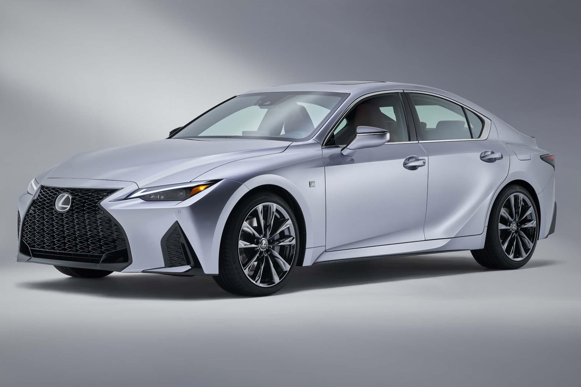 Prices Lexus Gs 2021