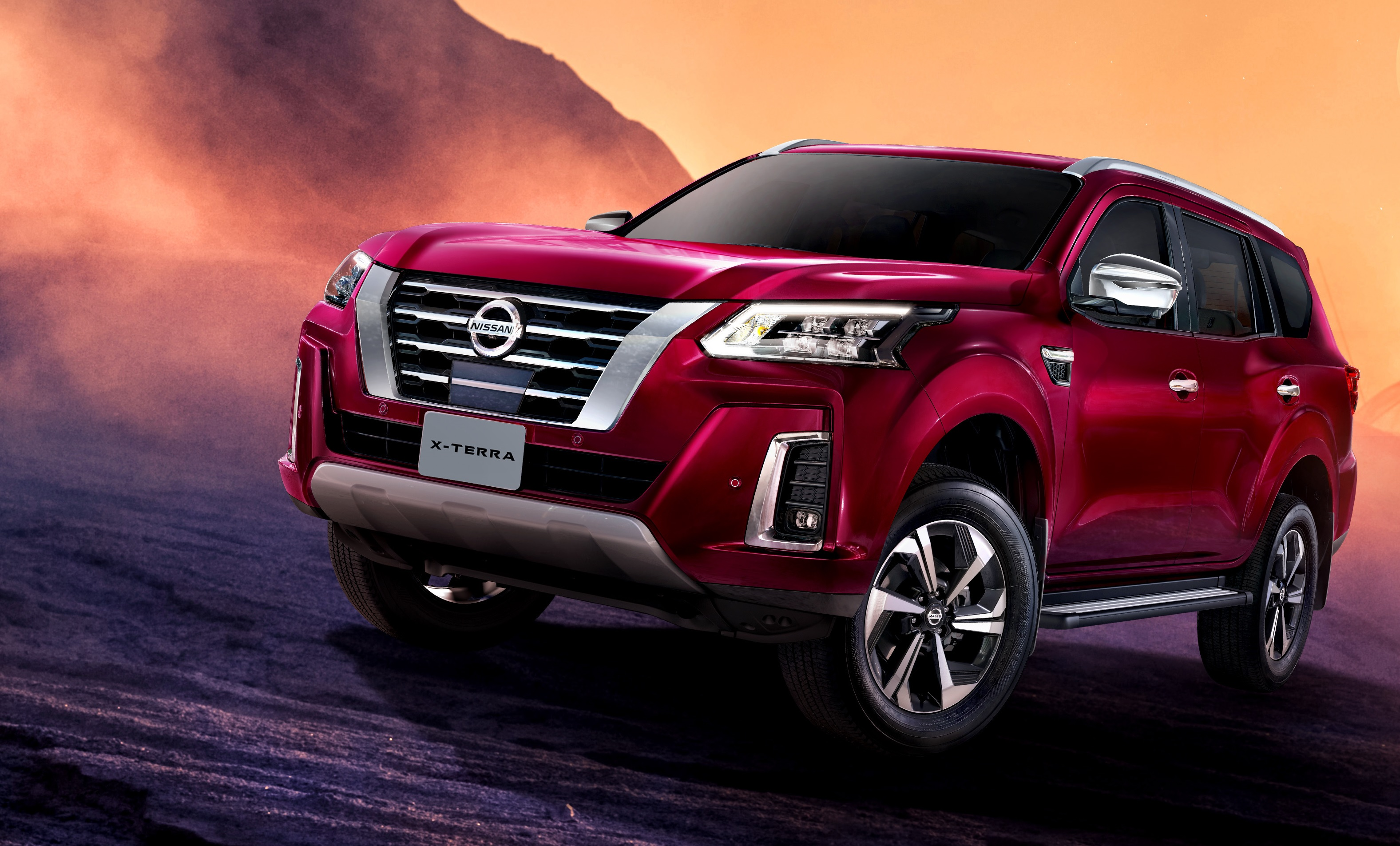 Nissan Launches 5 X Terra in the Middle East  Egypt - YallaMotor