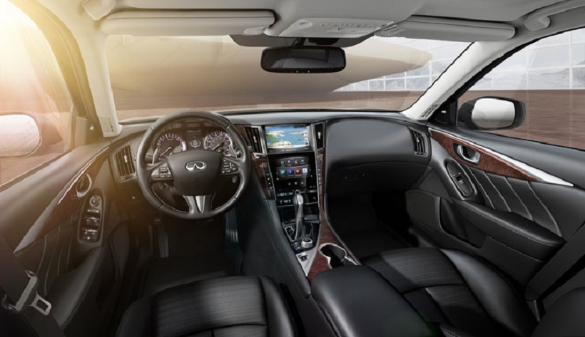 2014 Infiniti Q50 And G37 To Be Sold Side By Side In Us Egypt