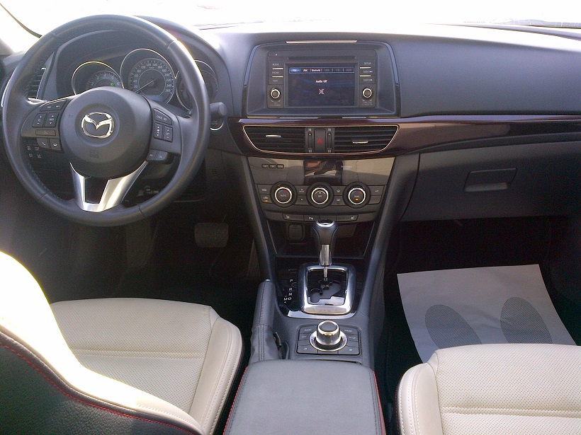 Comparison: Mazda6 vs Honda Accord vs Nissan Altima