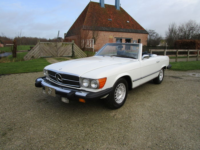 Auction of mercedes benz 1974 car in damwoude for Mercedes benz car auctions