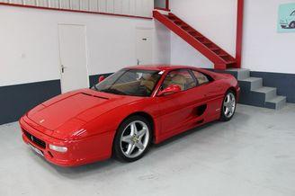 Auction Of Ferrari 1995 Car In Biarritz