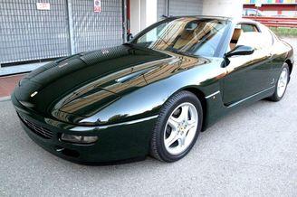 Auction Of Ferrari 1996 Car In Modena