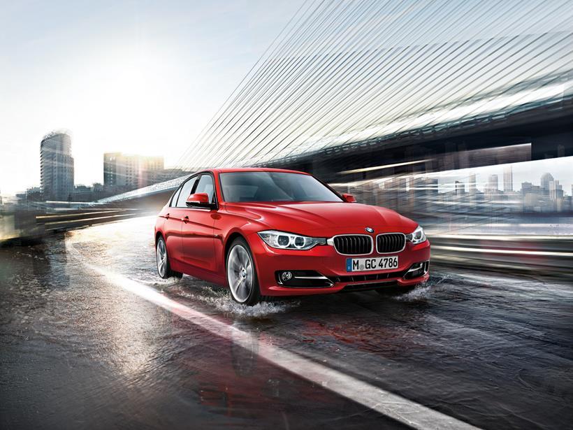 BMW 3 Series Sedan 2014 320i in UAE New Car Prices Specs