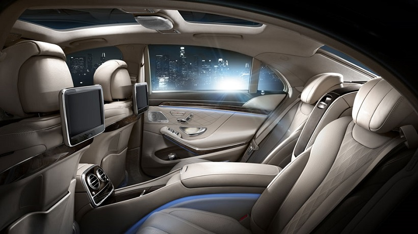 Mercedes Benz S Class 2014 S400 Hybrid, Kuwait
