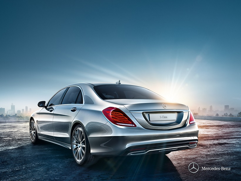Mercedes benz s class 2014 s400 hybrid in uae new car for 2014 mercedes benz s550 review