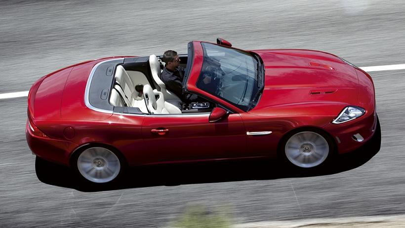 jaguar xk66 convertible 2014 - photo #37