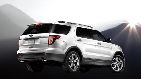 Ford Explorer 2014 3 5l V6 Xlt In Uae New Car Prices