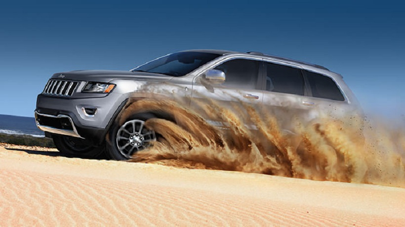 Car Pictures List for Jeep Grand Cherokee 2014 Overland 5.7L (Saudi Arabia) | YallaMotor