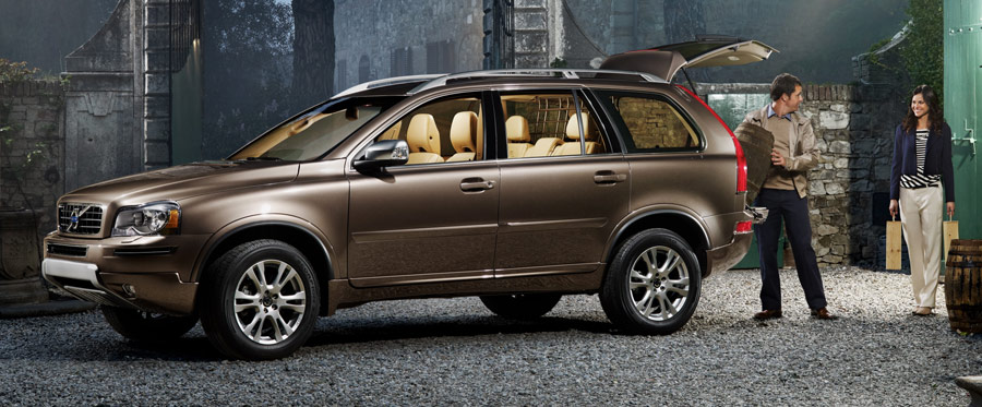 volvo xc90 2014 3 2l in uae new car prices specs reviews photos yallamotor. Black Bedroom Furniture Sets. Home Design Ideas
