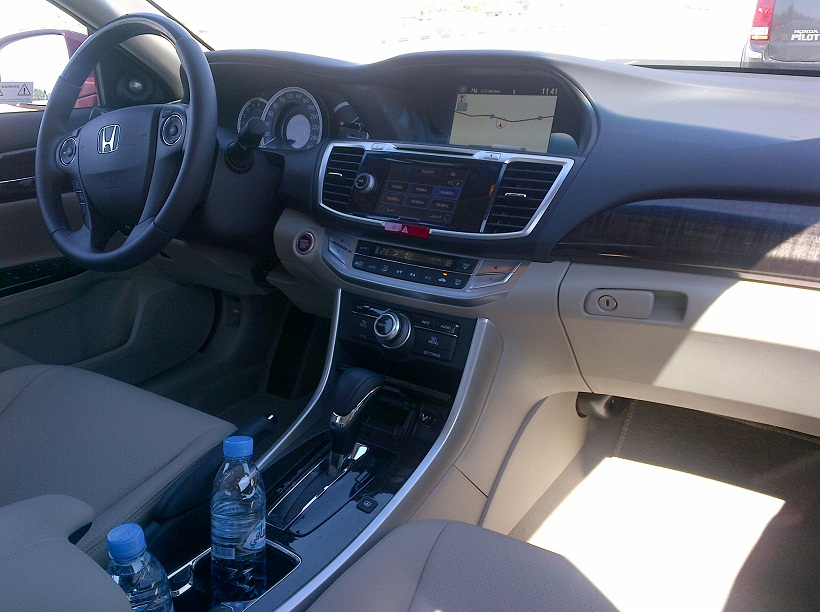 Honda Accord 2014 2.4L DX , Kuwait