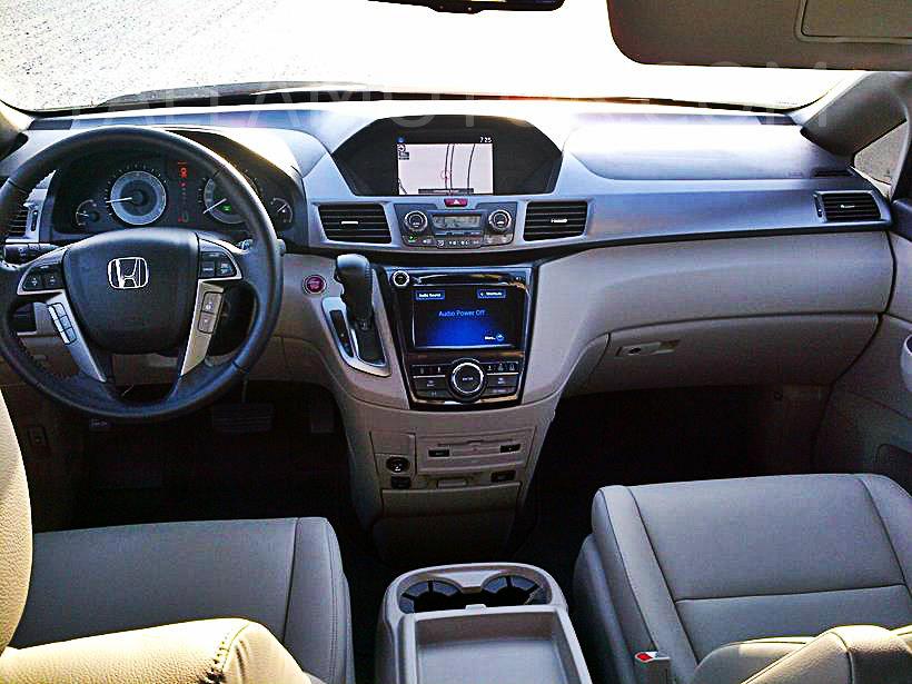 Honda Odyssey 2014 Ex L In Bahrain New Car Prices Specs