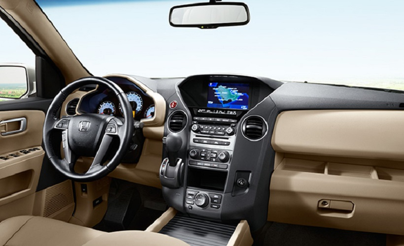 Honda Pilot 2014 EX-L in UAE: New Car Prices, Specs, Reviews & Photos | YallaMotor