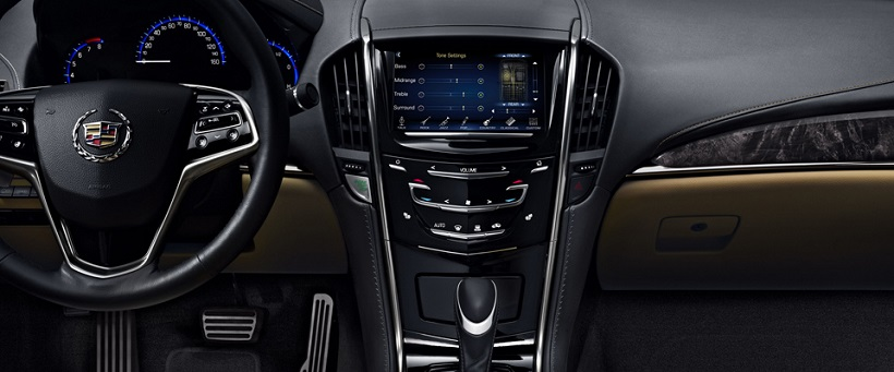 Cadillac ATS 2014 2.5L in Bahrain: New Car Prices, Specs ...