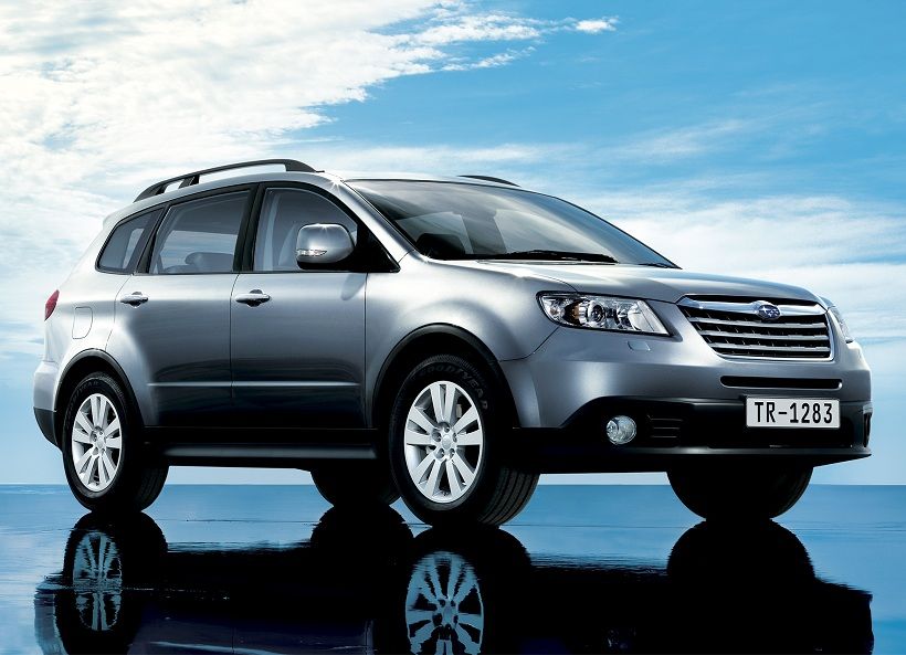 subaru tribeca 2014 3 6l in uae new car prices specs reviews photos yallamotor. Black Bedroom Furniture Sets. Home Design Ideas
