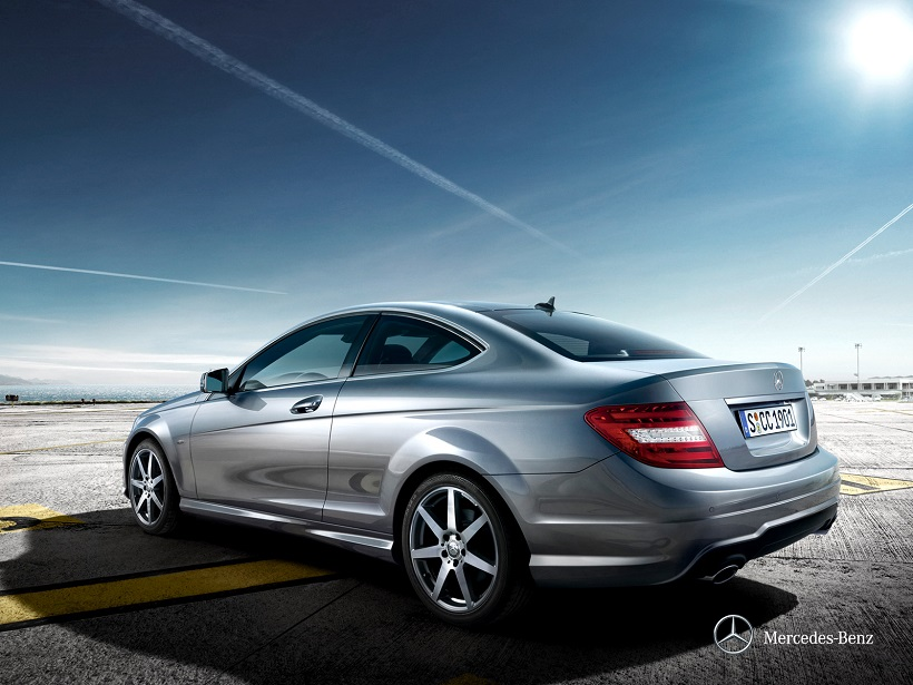 Mercedes benz c class coupe 2014 c250 in kuwait new car for Mercedes benz c class horsepower