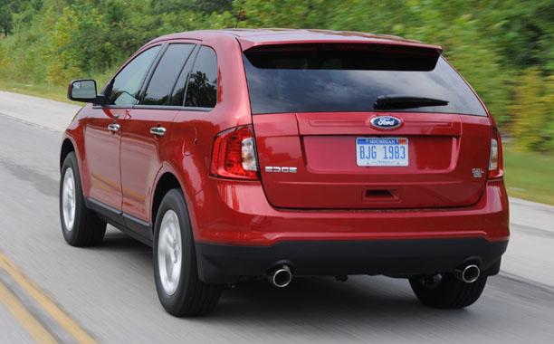 Ford Edge Price In Saudi Arabia New Ford Edge Photos And Specs Yallamotor
