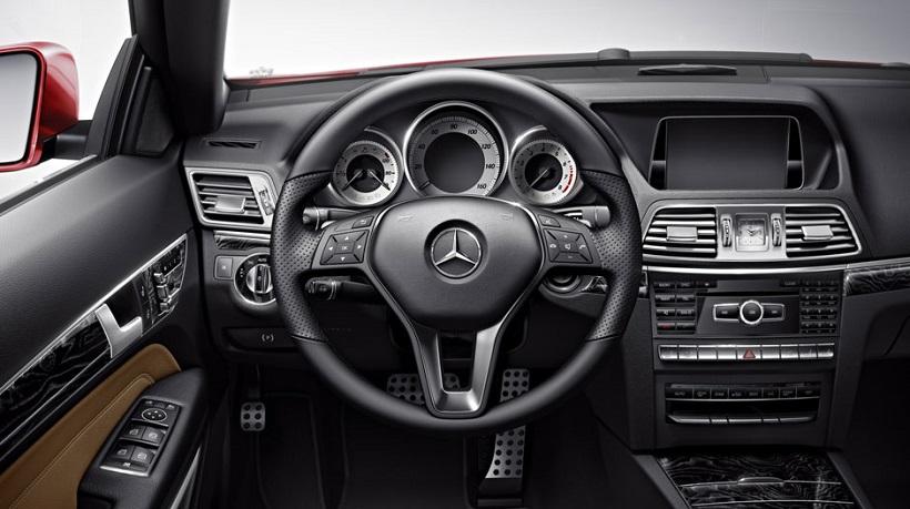 Mercedes benz e class coupe 2014 e200 in uae new car prices specs reviews photos yallamotor - Mercedes e coupe interior ...
