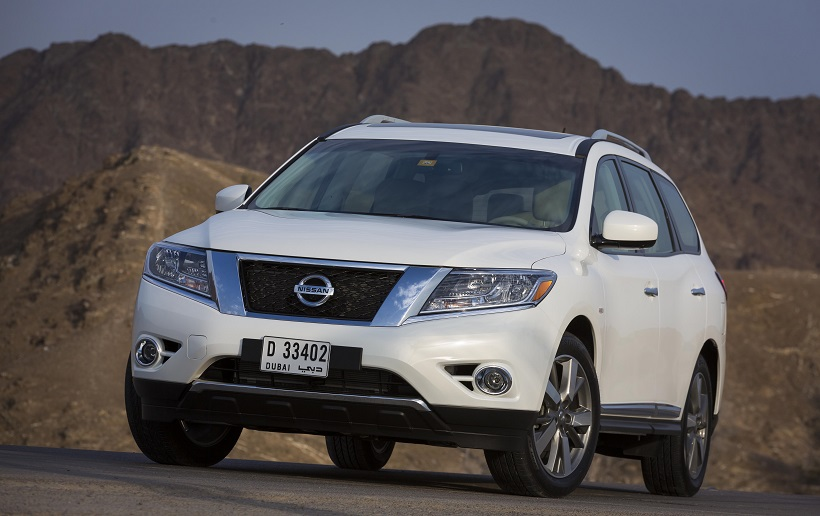 Nissan Pathfinder 2014 SV 4WD in Oman: New Car Prices, Specs ...