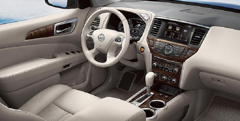 Car Features List For Nissan Pathfinder 2014 Sl 4wd Uae Yallamotor
