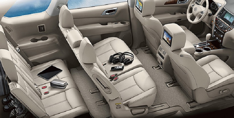 2010 Ford Explorer Interior Dimensions Brokehome Nissan Pathfinder 2017 Sv 4wd In Uae New Car Prices Specs