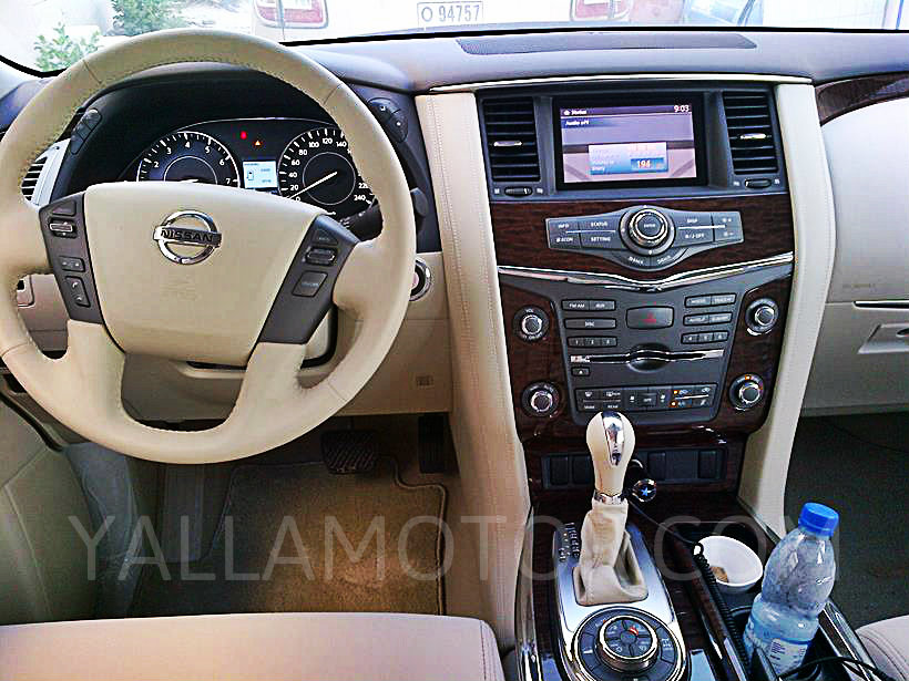 Nissan Patrol 2014 Se Platinum In Uae New Car Prices