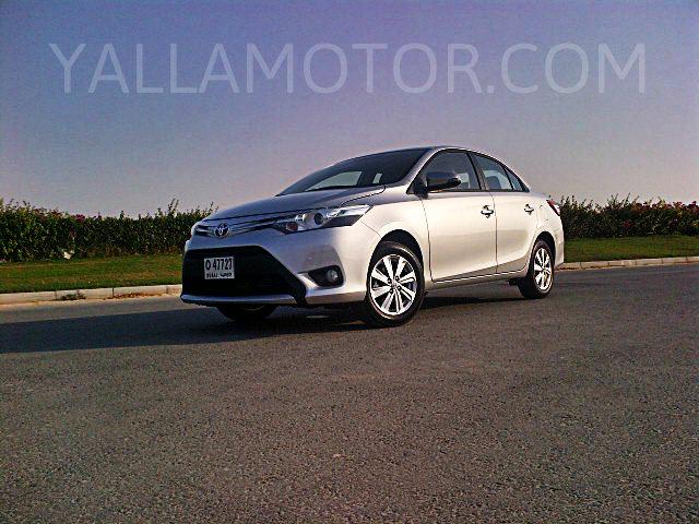 Toyota Yaris Sedan 2014 1 5 Sport In Uae New Car Prices