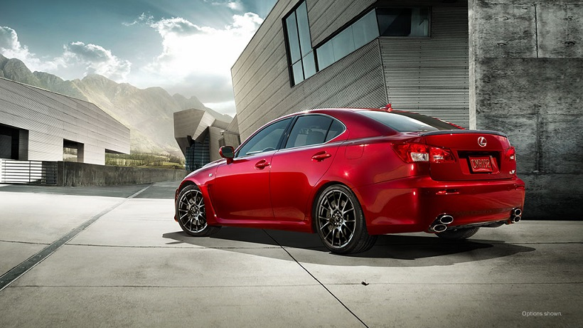 2014 lexus isf specs - photo #13