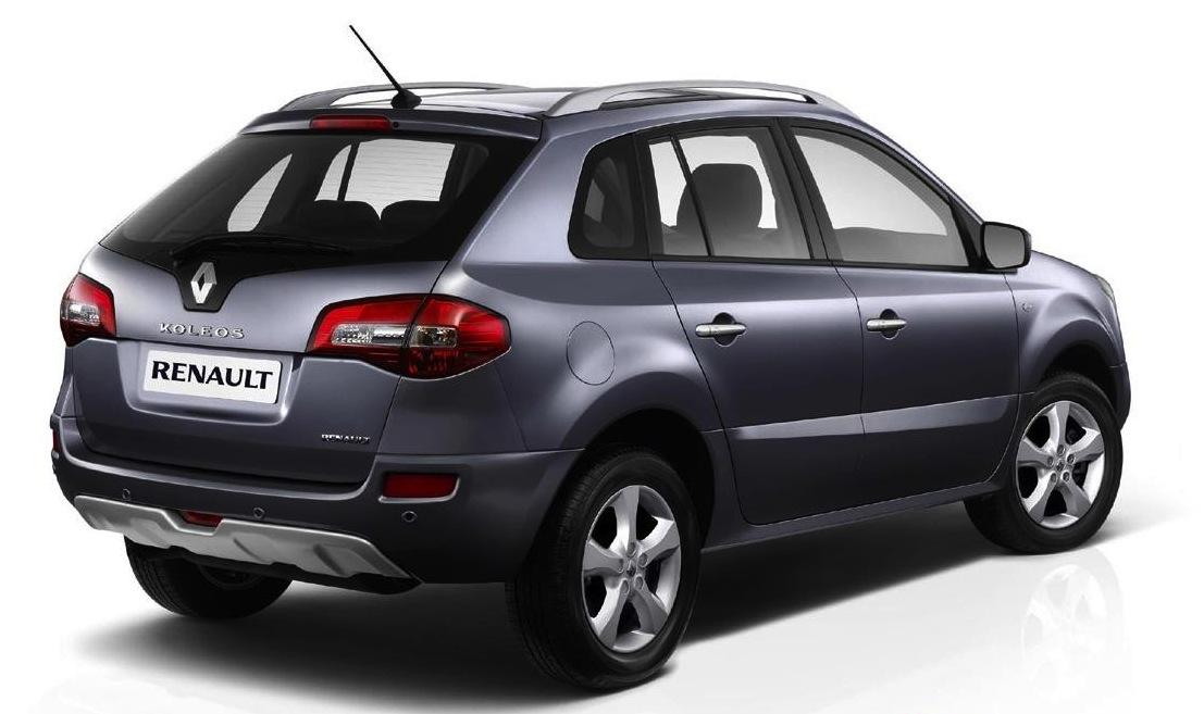 Renault Koleos 2014 Pe 4x4 In Uae New Car Prices Specs Reviews