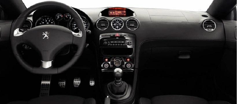 Car pictures list for peugeot rcz 2014 6 speed automatic for Peugeot rcz interieur