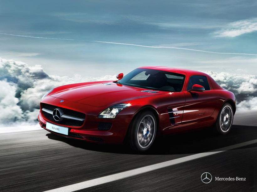 Car pictures list for mercedes benz sls amg 2014 black for Mercedes benz bahrain