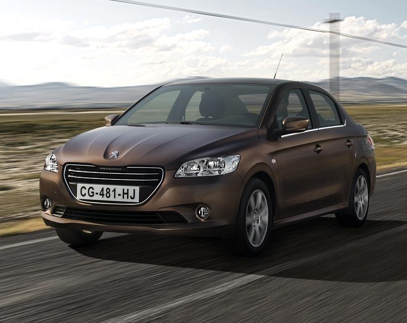 Peugeot 301 2014 1.6L Allure in UAE: New Car Prices, Specs, Reviews