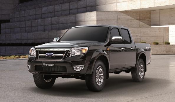 Ford Ranger 2012 United Arab Emirates