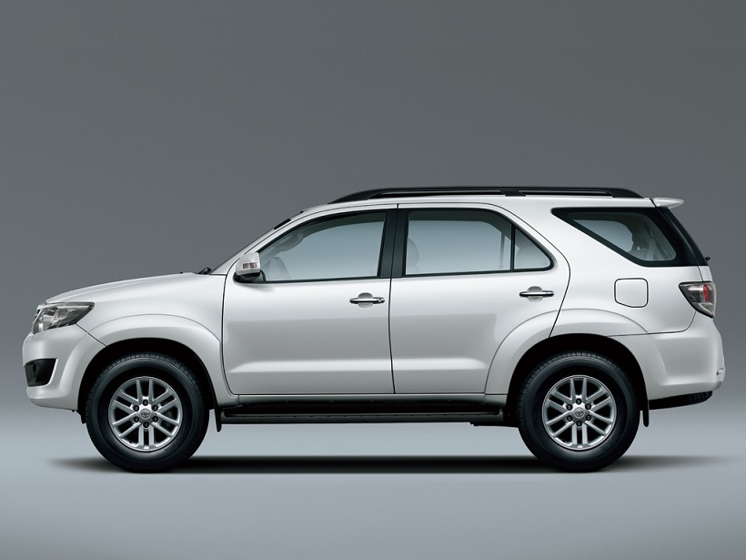 Toyota Fortuner 2014 2 7L EXR in UAE: New Car Prices, Specs