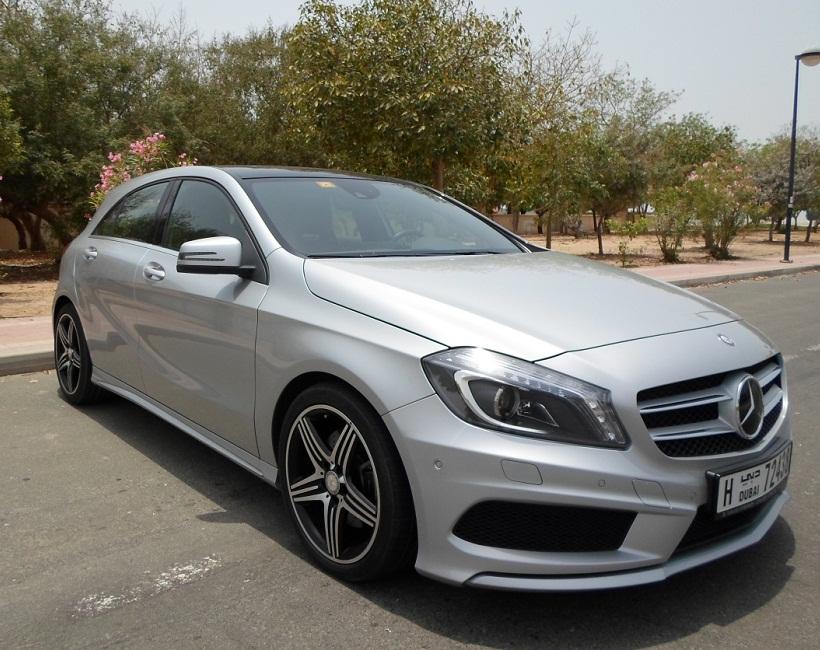 2014 mercedes benz a class prices in saudi arabia gulf for Mercedes benz saudi arabia