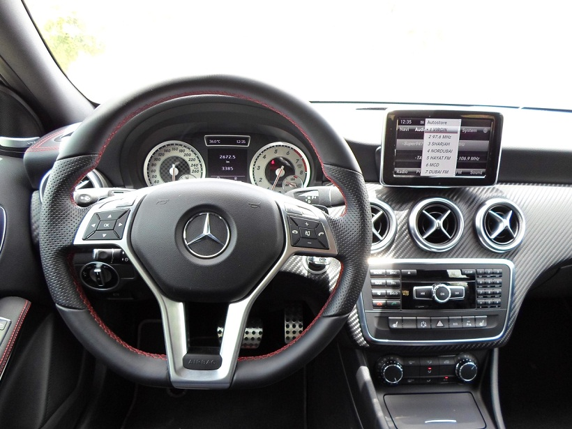 Mercedes benz a class 2014 a250 sport in saudi arabia new for 2014 mercedes benz a class