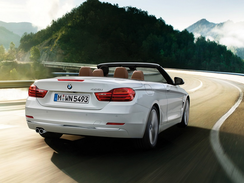 Bmw 4 Series Convertible 2014 428i In Uae New Car Prices