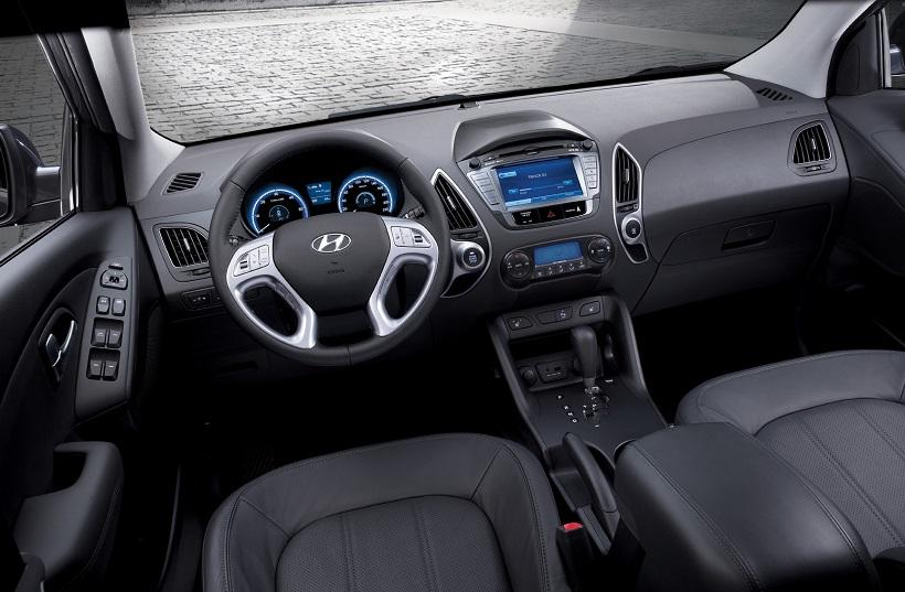 Car Pictures List for Hyundai IX35 2012 2.0L AWD (Egypt) | YallaMotor