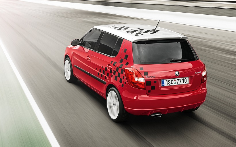skoda fabia 2014 active hatchback in bahrain new car prices specs reviews photos yallamotor. Black Bedroom Furniture Sets. Home Design Ideas