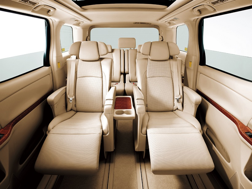 Toyota Alphard 2014 Luxury Mpv In Uae New Car Prices