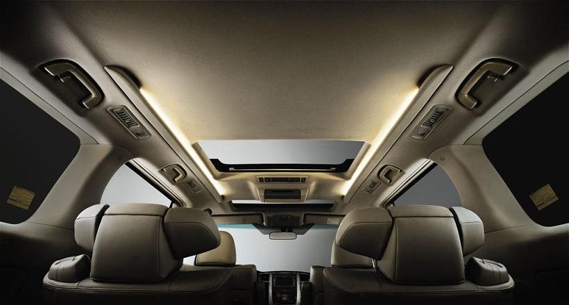 Toyota Alphard 2014 Luxury Mpv In Uae New Car Prices