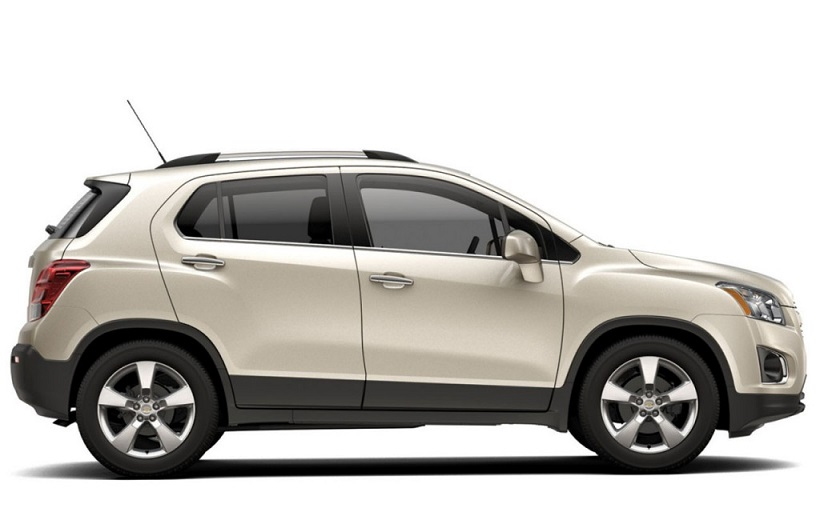 Chevrolet Trax 2014 LT AWD in UAE: New Car Prices, Specs ...